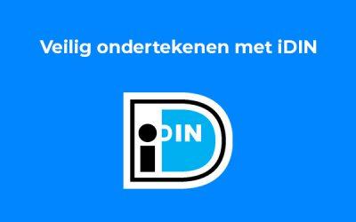 Samenwerking PKIsigning en Bluem voor het ondertekenen met iDIN